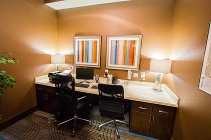 Business Center | Holiday Inn Express Hotel and Suites Nacogdoches