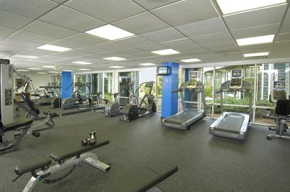 Fitness Facility | Brasstown Valley Resort & Spa
