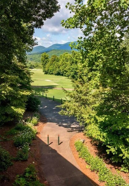 Property Grounds | Brasstown Valley Resort & Spa