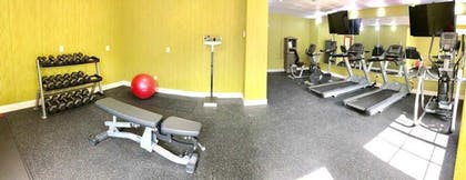 Fitness Facility |  | Best Western Plus Kissimmee-Lake Buena Vista South Inn & Suites