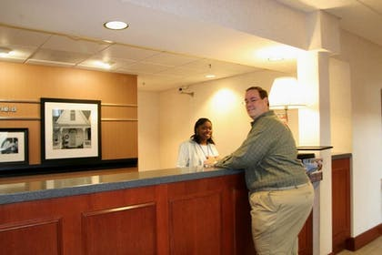 Reception | Hampton Inn & Suites Springfield SW