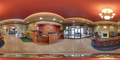 Interior Detail | Mainstay Suites Airport