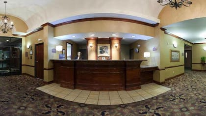 Lobby | Holiday Inn Express Hotel & Suites Barstow-Outlet Center