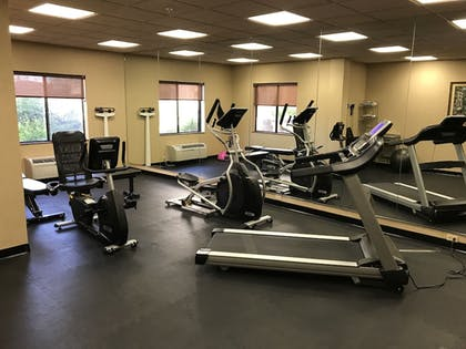 Fitness Facility | Holiday Inn Express Hotel & Suites Barstow-Outlet Center