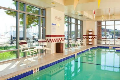 Indoor Pool | Residence Inn by Marriott Boston Harbor on Tudor Wharf