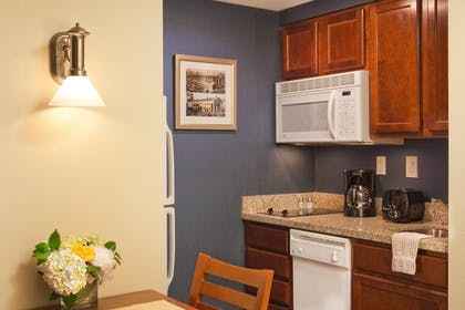 In-Room Kitchenette | Residence Inn by Marriott Boston Harbor on Tudor Wharf