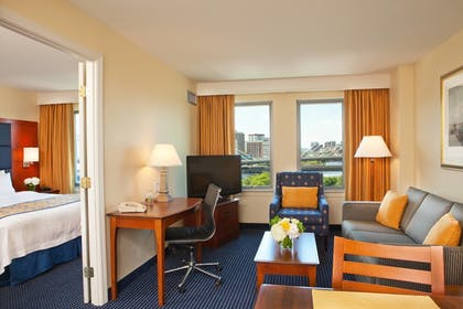 Guestroom | Residence Inn by Marriott Boston Harbor on Tudor Wharf