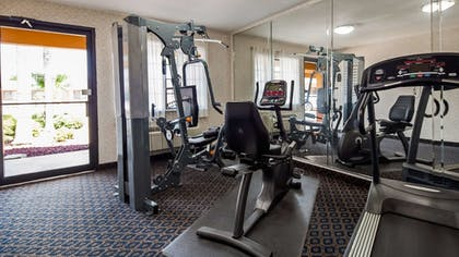 Fitness Facility | SureStay Hotel by Best Western Falfurrias
