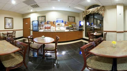 Breakfast Area | Holiday Inn Express & Suites Houston - Memorial Park Area