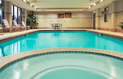 Pool | Holiday Inn Express & Suites Houston - Memorial Park Area