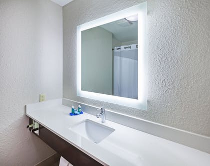 In-Room Amenity | Holiday Inn Express & Suites Houston - Memorial Park Area