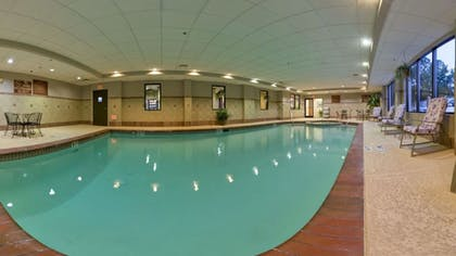 Indoor Pool | Holiday Inn Express & Suites Houston - Memorial Park Area