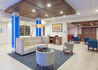 Lobby | Holiday Inn Express & Suites Houston - Memorial Park Area