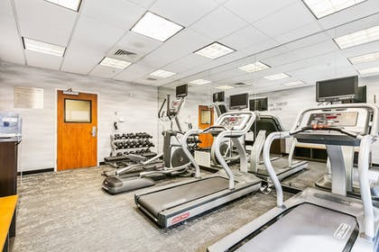 Fitness Facility | Fairfield Inn & Suites by Marriott Bend Downtown