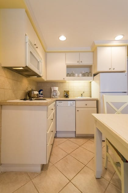 In-Room Kitchen | Inn at the Beach