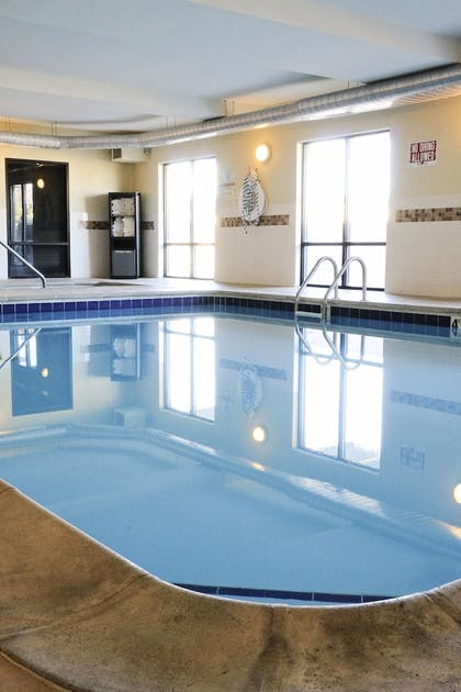 Indoor Pool | Holiday Inn Express & Suites Grand Junction
