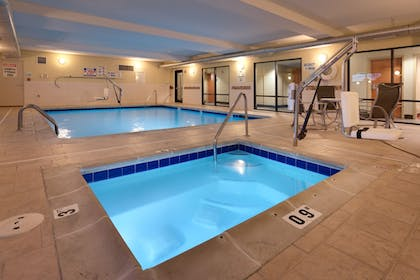 Pool | Holiday Inn Express & Suites Grand Junction