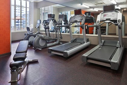 Fitness Facility | Residence Inn by Marriott Houston Downtown/Convention Center