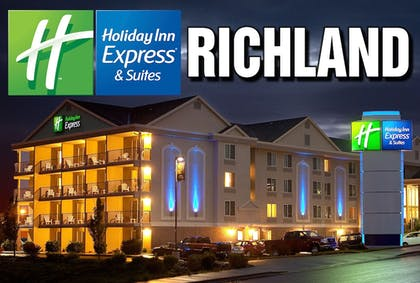 Exterior | Holiday Inn Express & Suites Richland