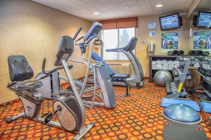 Gym | Holiday Inn Express & Suites Richland