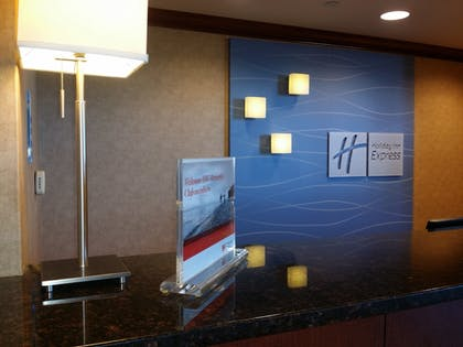 Check-in/Check-out Kiosk | Holiday Inn Express & Suites Richland