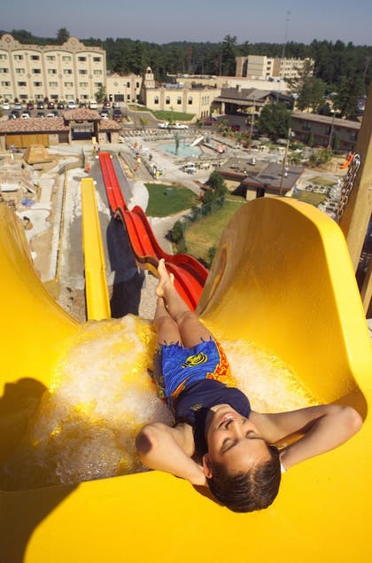 Waterslide | Chula Vista Resort