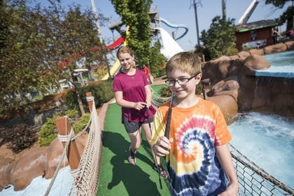 Mini-Golf | Chula Vista Resort