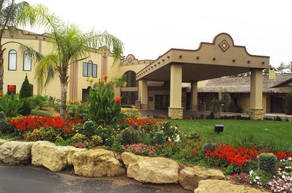 Hotel Front | Chula Vista Resort