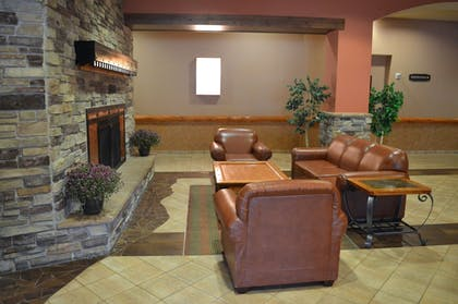 Lobby Sitting Area | Chula Vista Resort
