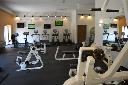 Fitness Facility | Chula Vista Resort