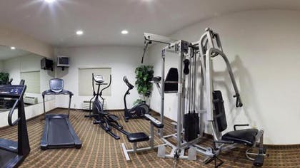 Fitness Facility | Holiday Inn Express Hotel & Suites Meridian