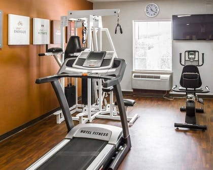 Fitness Facility |  | Quality Suites