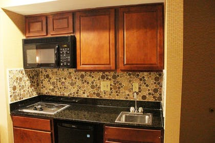 In-Room Kitchenette |  | Quality Suites