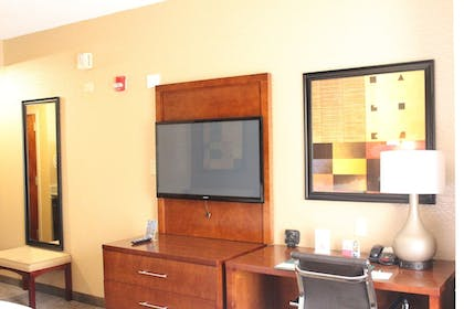 In-Room Business Center |  | Quality Suites