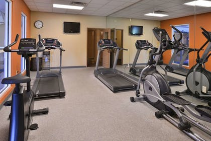 Fitness Facility | Comfort Inn & Suites Fayetteville