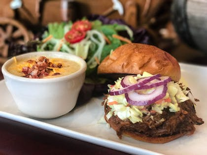 Food and Drink | The Historic Plains Hotel