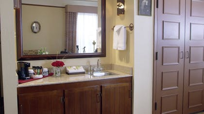 In-Room Amenity | The Historic Plains Hotel