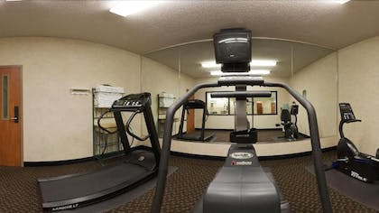 Fitness Facility | Holiday Inn Express Hotel & Suites Edmond