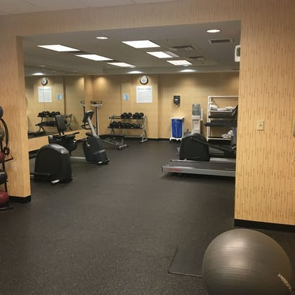 Fitness Facility | Holiday Inn Express Hotel & Suites Pittsburgh-South Side