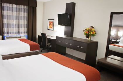 Guestroom | Holiday Inn Express Hotel & Suites Pittsburgh-South Side