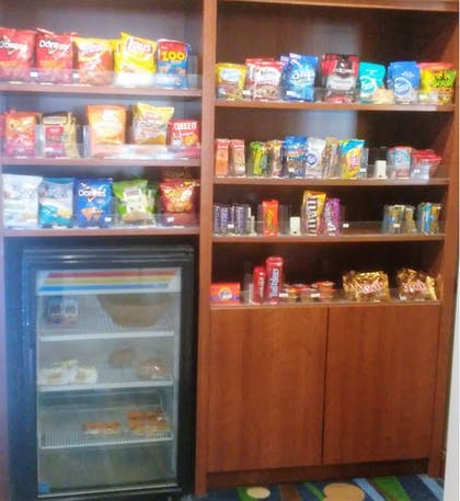 Vending Machine | Holiday Inn Express Hotel & Suites Manchester Airport