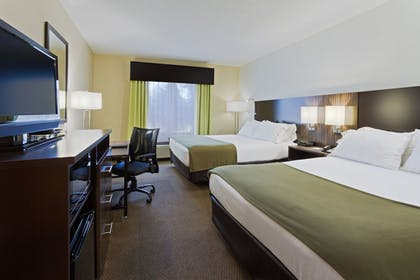 Guestroom | Holiday Inn Express Hotel & Suites New Tampa I-75