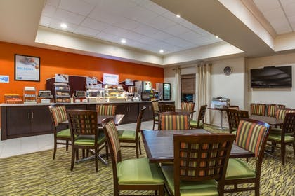 Restaurant | Holiday Inn Express Hotel & Suites New Tampa I-75