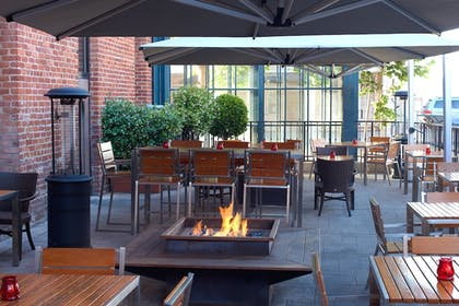 Outdoor Dining | Argonaut Hotel