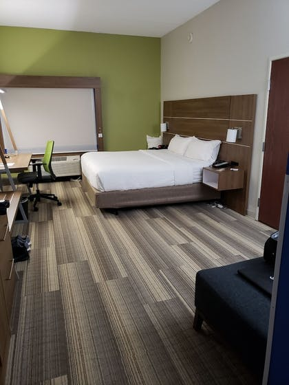 Guestroom View | Holiday Inn Express & Suites Raleigh NE - Medical Ctr Area