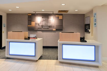 Lobby | Holiday Inn Express & Suites Raleigh NE - Medical Ctr Area