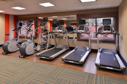 Fitness Facility | Holiday Inn Express & Suites Raleigh NE - Medical Ctr Area