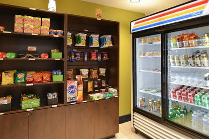 Gift Shop | Holiday Inn Express & Suites Raleigh NE - Medical Ctr Area