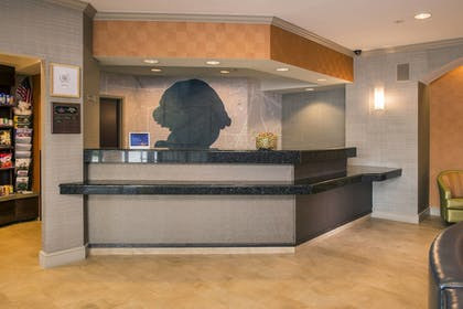 Lobby | Springhill Suites by Marriott State College