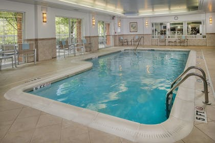 Indoor Pool | Springhill Suites by Marriott State College